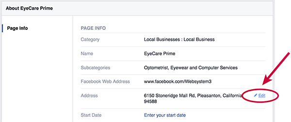 How to hide a facebook account